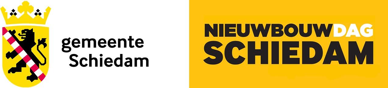 Logo Gemeente Schiedam & Nieuwbouwdag