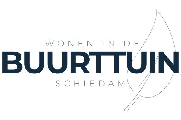 Logo 'Wonen in de Buurttuin Schiedam'