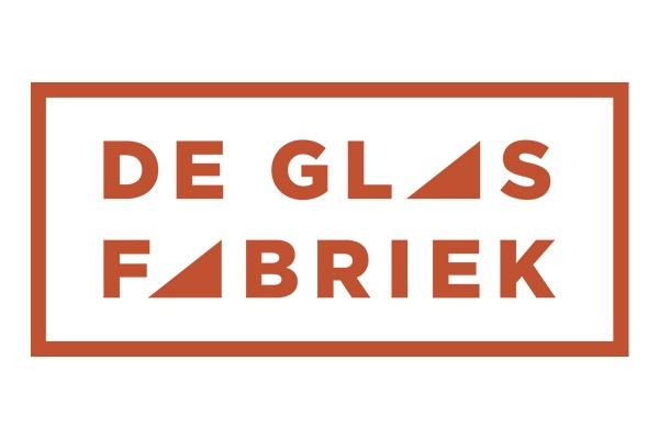Logo van De Glasfabriek